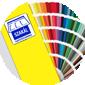 Egyedi RAL színekben is rendelhető